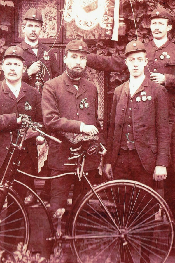 Zweirad-Pioniere: 150 Jahre Altonaer Bicycle-Club