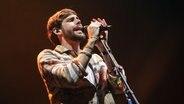 Alvaro Soler beim Konzert in Hamburg. © NDR Foto: Axel Herzig