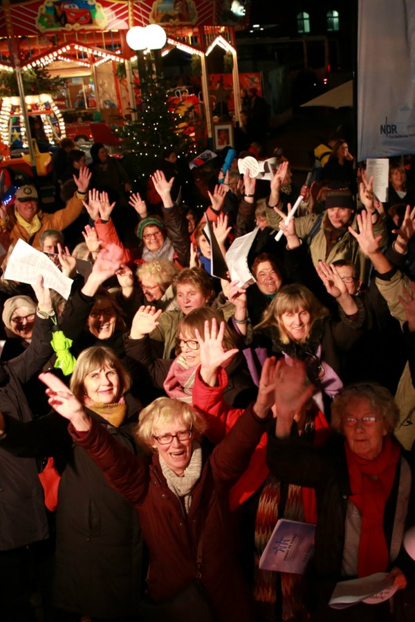 das weihnachtslieder singen in altona hand in hand f r norddeutschland 2018