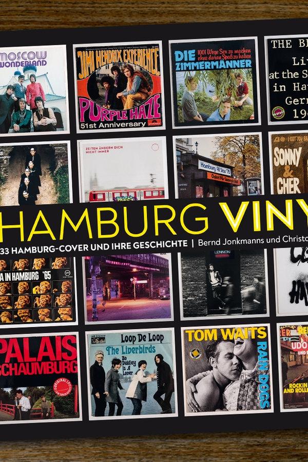 Hamburger Plattencover und ihre Geschichte