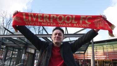 Ian Bennett, Brite in Hamburg und Fan des FC Liverpool | NDR