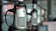 Mikrofone bei NDR 90,3 © Uta Meier-Hahn