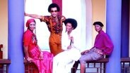 Die Band Boney M © Sony Music Foto: Didi Zill