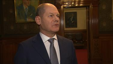 Olaf Scholz im Interview © NDR Foto: Screenshot