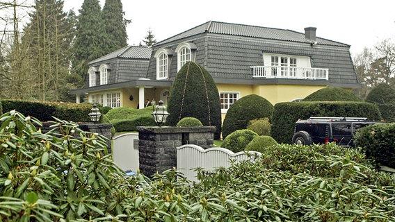 Polizei rückt an: Versuchter Einbruch in Dieter Bohlens Villa