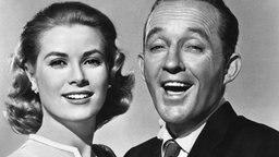 """Grace Kelly und Bing Crosby 1956 in """"Die oberen Zehntausend"""""""