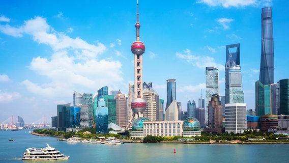 Shanghai Uhrzeit