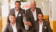 The original Gypsies - Reunion of the former members – of the GIPSY KINGS © fifou1903