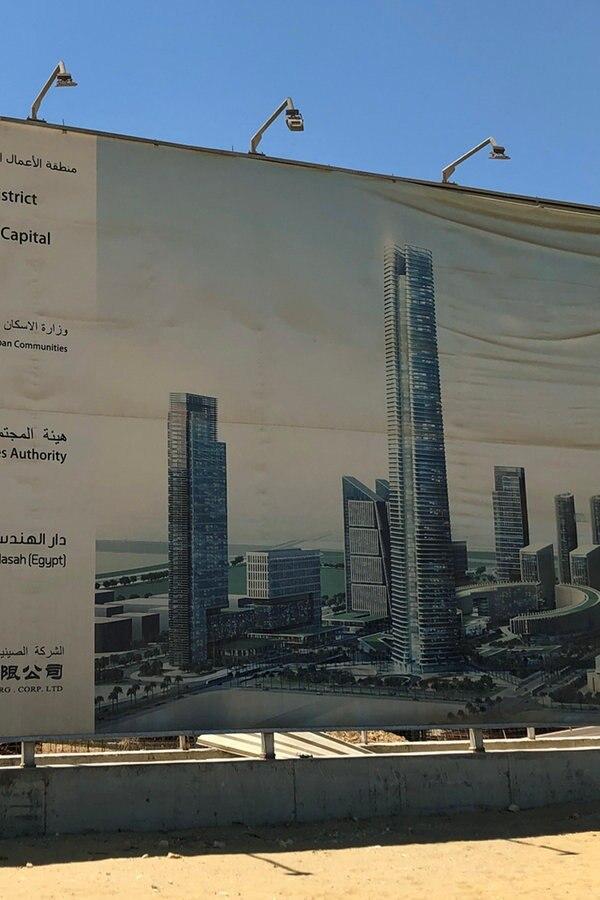 """Probleme in Ägyptens """"Stadt der Superlative"""""""