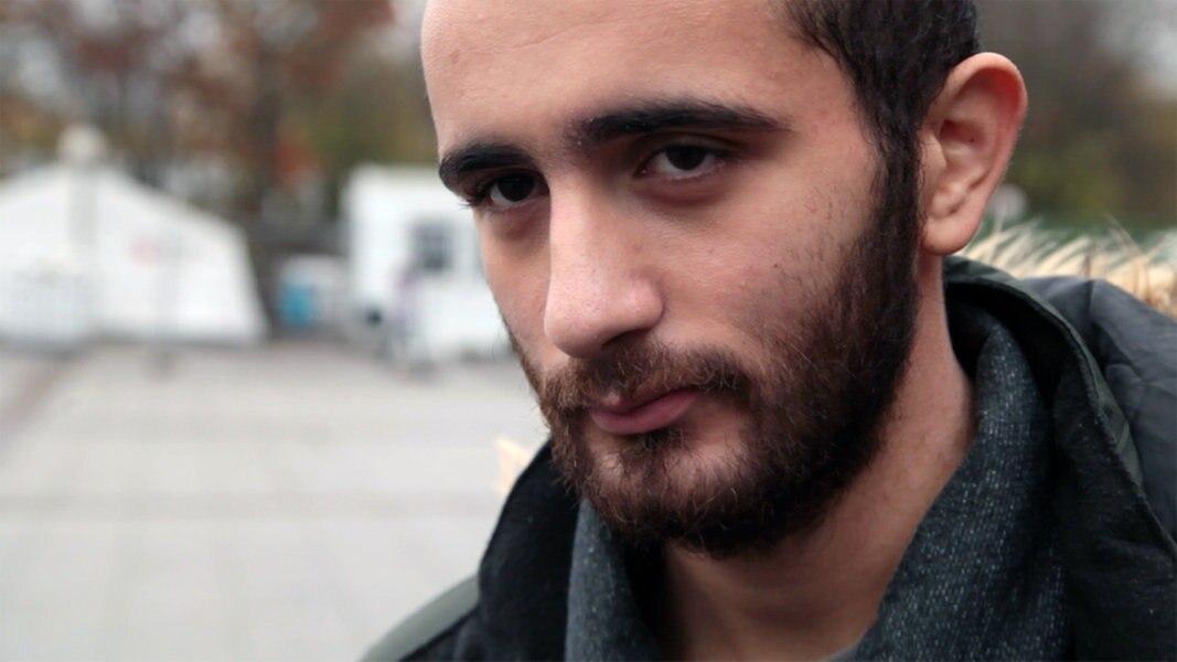 Als Student lebt Ali in Berlin seinen Traum