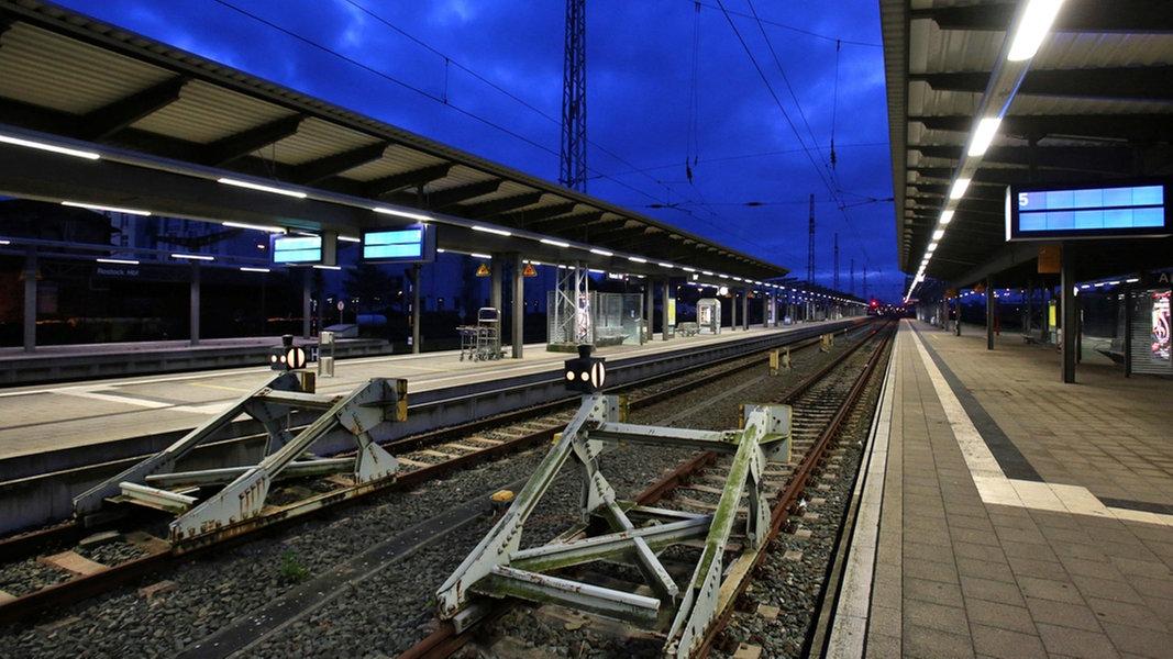 Bahnstreik Hessen