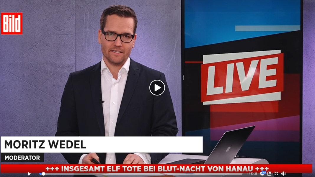 """Statement der """"Bild"""" zur Kritik an Hanau-Berichterstattung"""