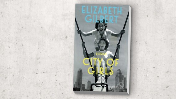 "Elizabeth Gilbert: ""City of Girls"" © S. Fischer"