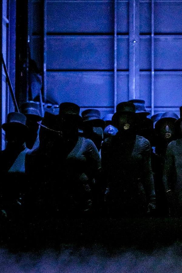 "Premiere für ""Christophe Colomb"" am Theater Lübeck"