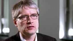 Sven Giegold, Mitglied des Europäischen Parlaments  Foto: Screenshot