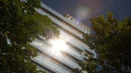 Debeka-Gebäude in Koblenz © dpa Fotograf: Thomas Frey