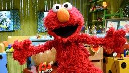 Ein kleines rotes Monster namens Elmo. © NDR Foto: Uwe Ernst