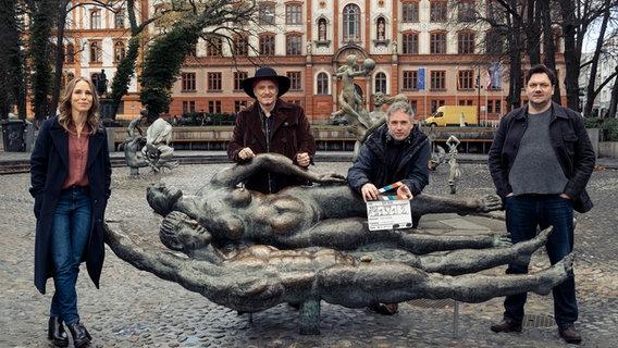 Neuer Polizeiruf 110 Aus Rostock Mit Bela B Felsenheimer Ndr De Kultur Film