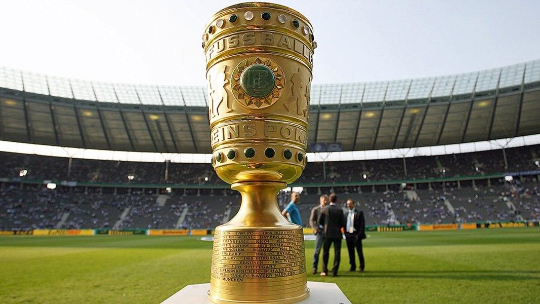 Dfb Pokal Ergebnisse Live