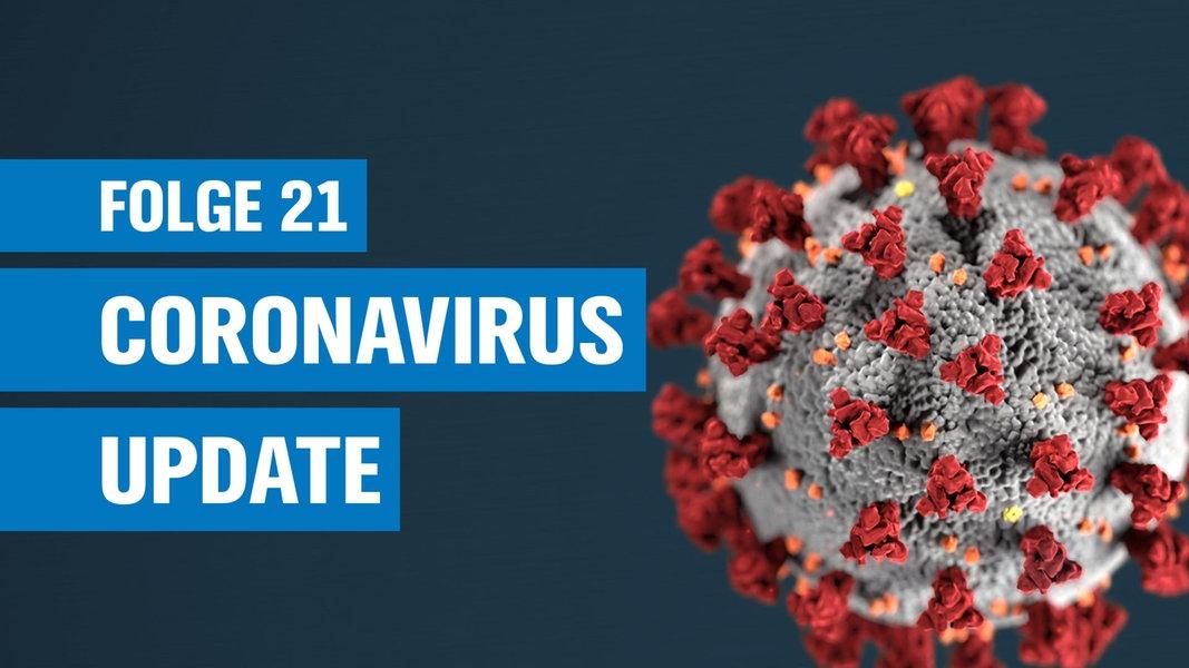 21) Coronavirus-Update: Antikörpertests kommen bald | NDR.de ...