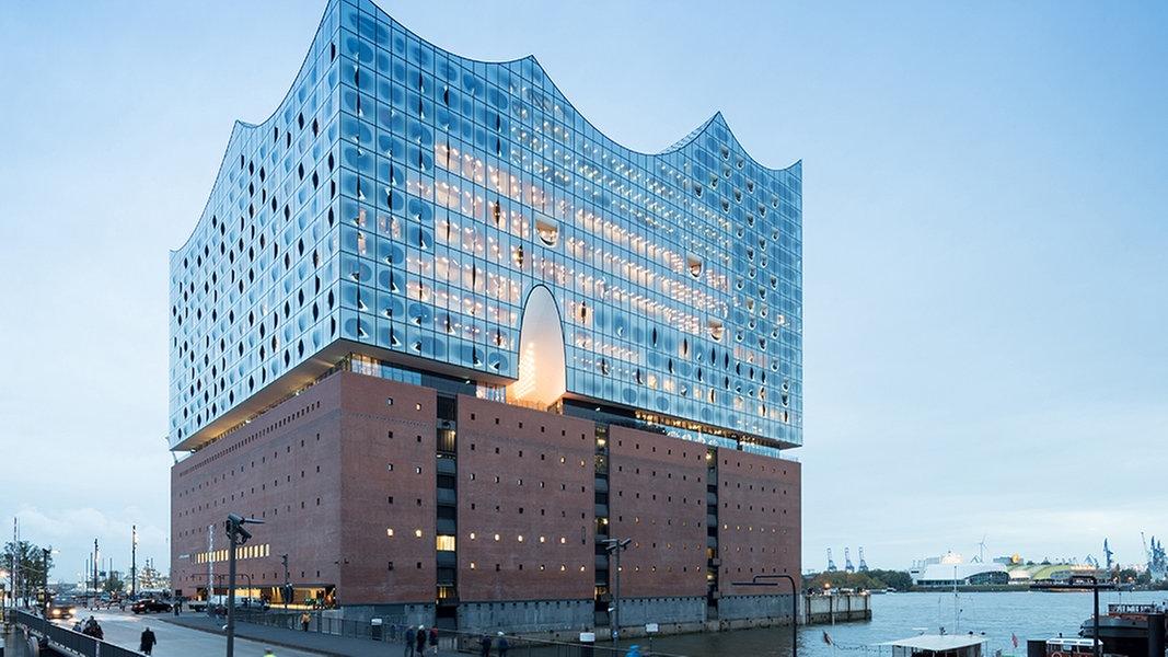 Elbphilharmonie Hamburgs Stolzes Wahrzeichen Ndrde Kultur