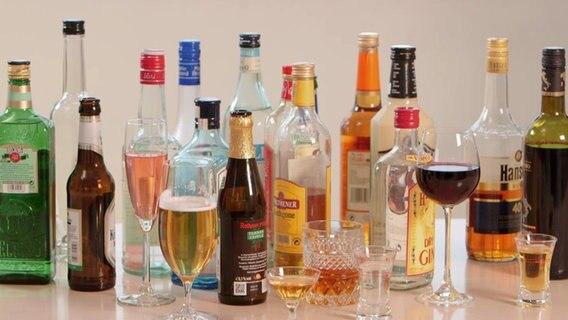 Irrtümer und Mythen über Alkohol | NDR.de - Ratgeber