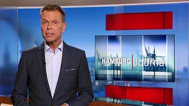 Ulf Ansorge moderiert Hamburg Journal 19:30.