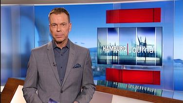 Ulf Ansorge modiert das Hamburg Journal