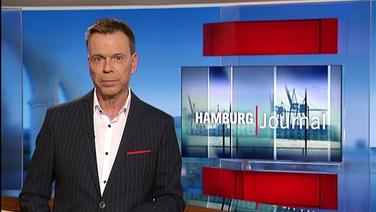 Hamburg Journal mit Moderator Ulf Ansorge.