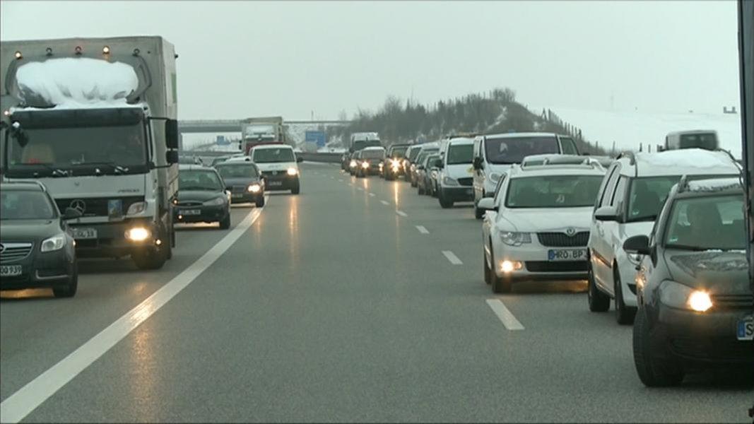Verkehrsmeldungen Mv