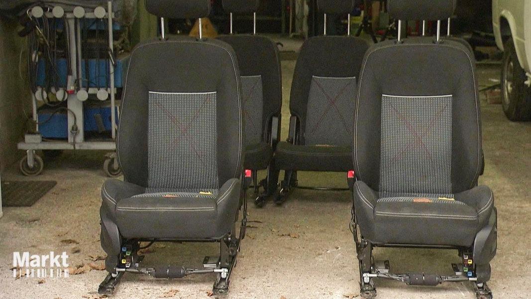 autositze reinigen flecken richtig entfernen fernsehen sendungen a z markt. Black Bedroom Furniture Sets. Home Design Ideas