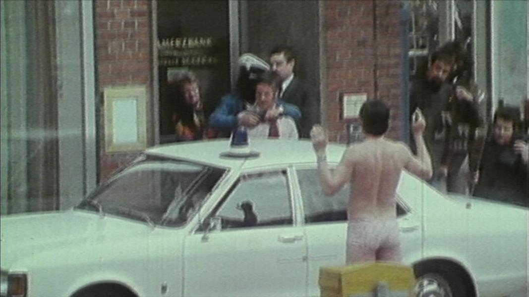 Hamburger Bankuberfall Am 18 April 1974