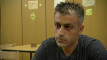 Mohammad Darwish im Interview.