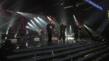"""Die Fantastischen Vier singen ihren Song """"Einfach sein"""""""