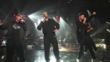 """Die Fantastischen Vier singen ihren Song """"Troy"""""""