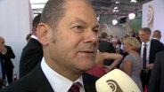 Olaf Scholz beim Deutschen Radiopreis