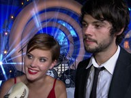 Kristina Hartmann und Andreas Christl