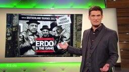"""Extra 3""-Moderator Christian Ehring."