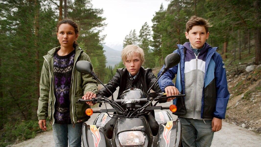 Trio Odins Gold Schauspieler