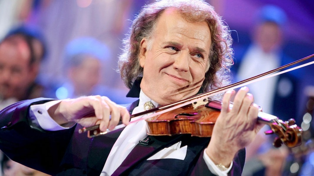 Konzertkarten für André Rieu zu gewinnen