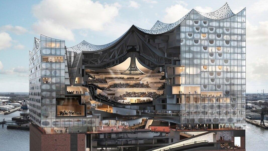 Elbphilharmonie Hamburg Programm