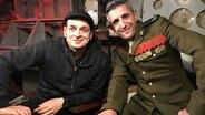 Michel Abdollahi (r.) und Kaya Yanar. © NDR, honorarfrei