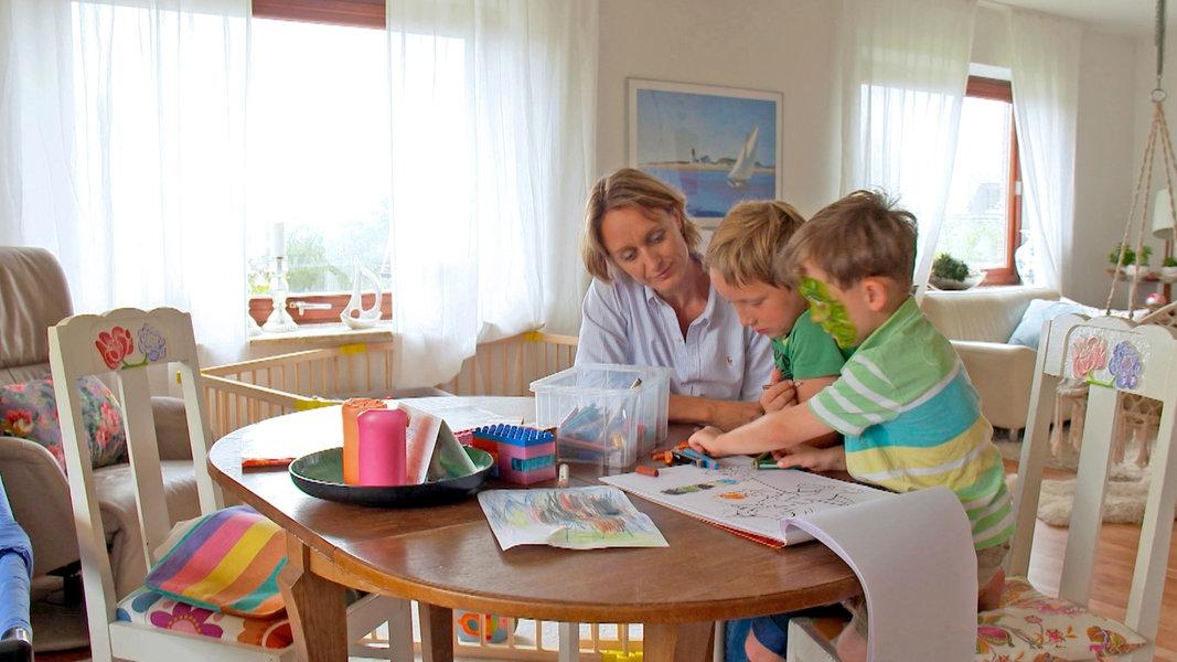 Getrennte Eltern Der Streit Um Den Unterhalt Ndrde Fernsehen