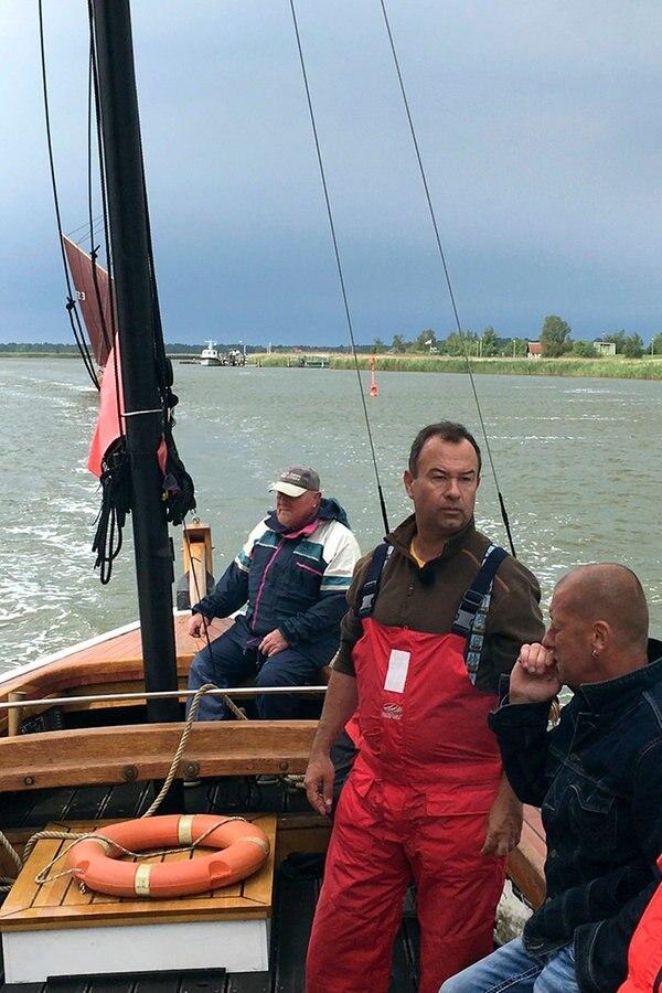 Frischer Wind für alte Boote