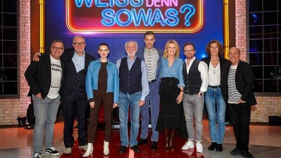 Wer Weiss Denn Sowas Die 500 Folge Ndr De Fernsehen Sendungen A Z