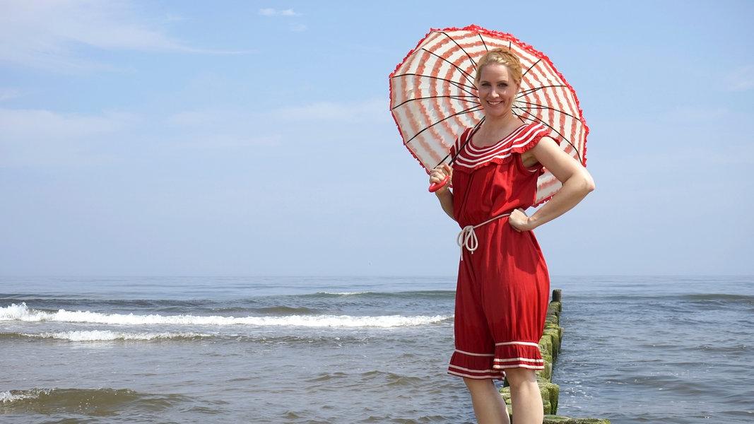 Strand judith nackt rakers Judith Rakers