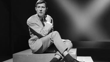 Udo Jürgens am 20.10.1961 bei Musik aus Studio B. © NDR