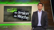 Extra 3 vom 14.02.2018 mit Christian Ehring.