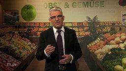 Heinz Strunk erklärt die Welt der Ernährung