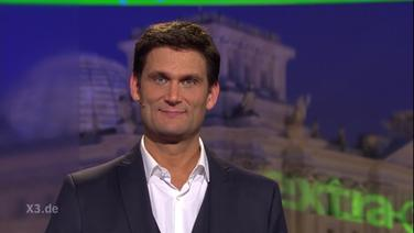 Christian Ehring bei Extra 3 am 28.09.2016.
